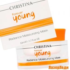 Увлажняющая Маска «Сияние» Forever Young CHRISTINA