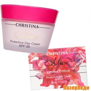 Дневной Защитный Крем SPF30 Muse CHRISTINA