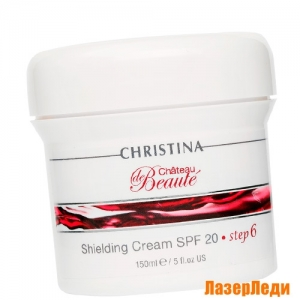 Защитный Крем SPF20 Chateau de Beaute CHRISTINA