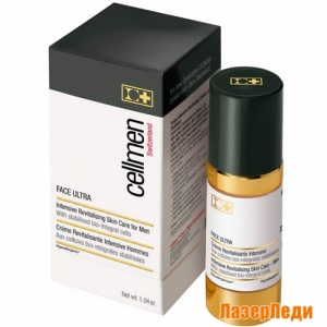 Клеточный интенсивный ультравитальный крем для мужчин Cellmen 30 ml