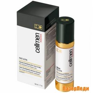 Клеточный интенсивный ультравитальный крем для мужчин Cellmen 50 ml