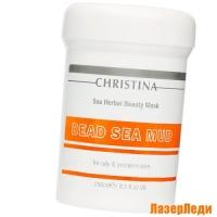 Маска Красоты «Грязь Мертвого моря» для Жирной и Проблемной Кожи CHRISTINA