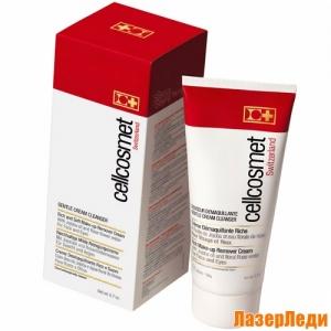 Gentle Cream Cleanser Cellcosmet, Мягкий Очищающий Крем Cellcosmet
