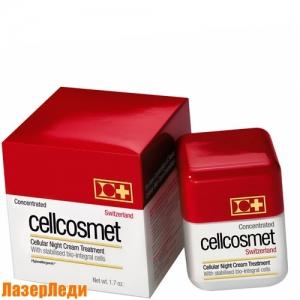 Concentrated Night Cream Cellcosmet, Концентрированный Ночной Клеточный Крем СЕЛКОСМЕТ