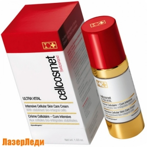 Ultra Vital Cellcosmet 931.301, Клеточный Ультравитальный Крем с дозатором Cellcosmet