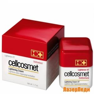 Cellcosmet Lightening XT Cream, Корректирующий Тон Кожи Крем Cellcosmet