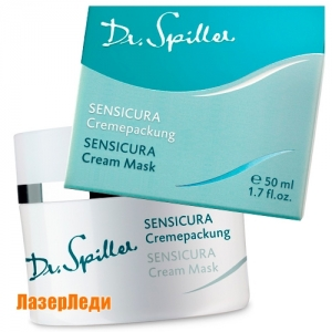 Cream Mask SENSICURA Dr.Spiller, Крем-маска СЕНСИКЬЮА Доктор Шпиллер