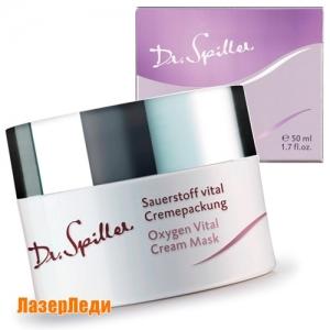 Oxygen Vital Cream Pack Dr.Spiller, Крем-маска Оксиген-Витал Доктор Шпиллер, Dr.Spiller 116907