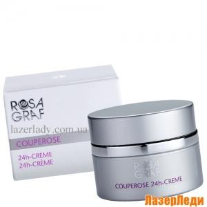 Couperose Cream Rosa Graf, АнтиКуперозный Крем Роза Граф