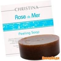 Пилинговое Мыло Rose de Мег CHRISTINA