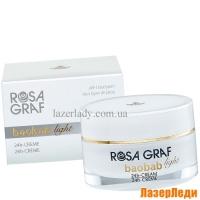 Легкий Омолаживающий Крем с экстрактом плодов БАОБАБА и Q10 Rosa Graf
