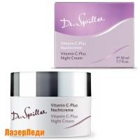Ночной крем с Витамином С-Плюс Dr.Spiller