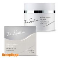 Травяная Маска для Проблемной кожи с Алоэ Вера Dr.Spiller